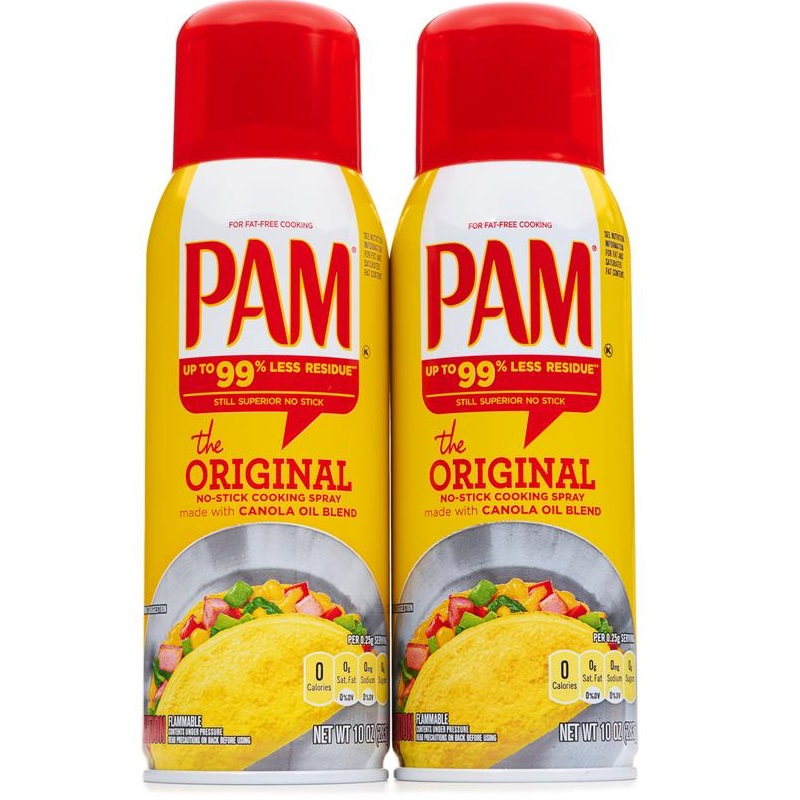 Pam Cooking Spray (2-Pack)